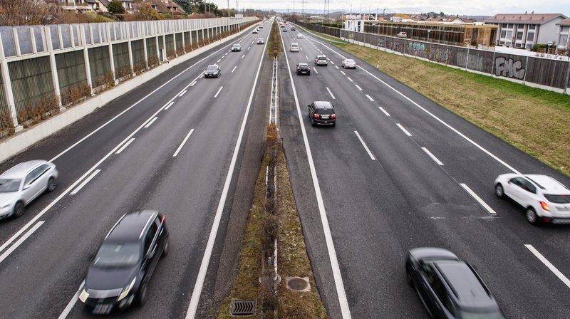 A1: bouchon entre Morges et Rolle en raison d'un accident