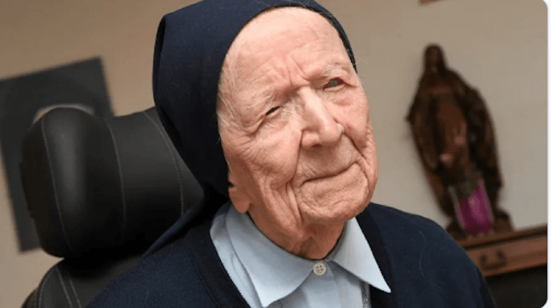Toulon: une des doyennes de France fête ses 115 ans