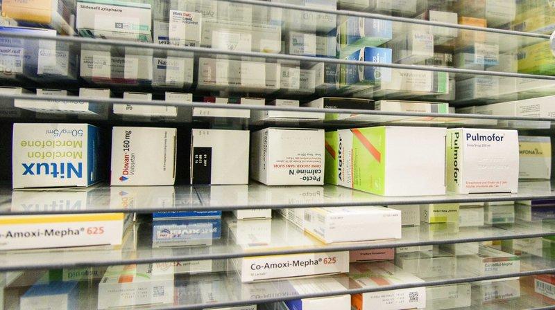 Nyon: note très salée pour le commerce illégal de médicaments