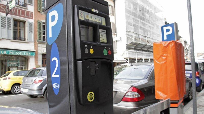 A Lausanne, les automobilistes pourront payer le parking avec leur mobile (photo d'illustration).
