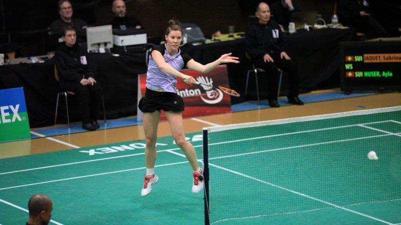 Le badminton suisse à la fête à Beausobre