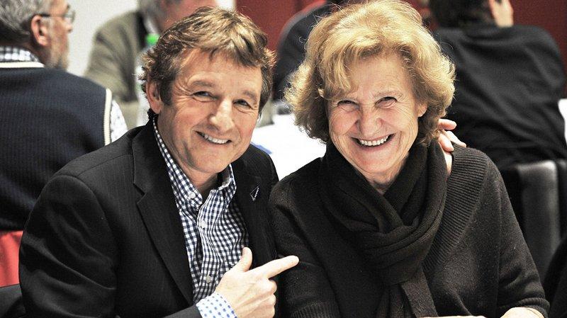 Il y a quelques années, Daniel Rossellat et Josette Gaille avaient travaillé sur le dossier de la patinoire.