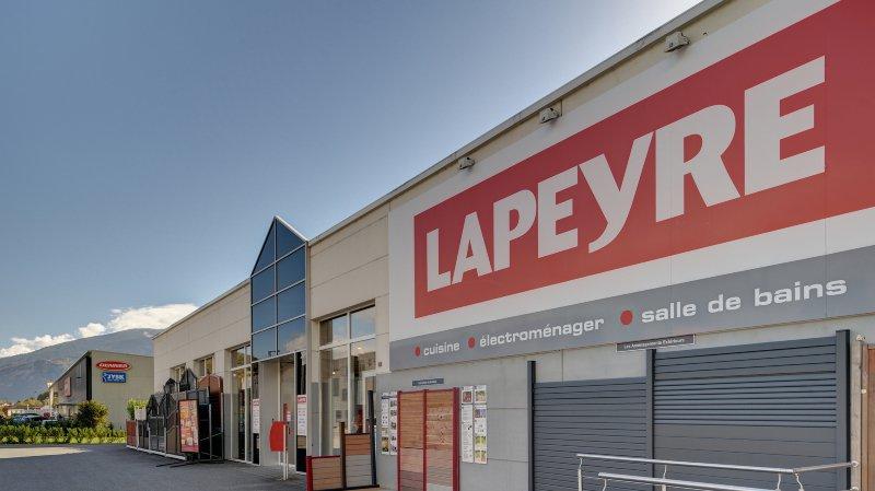 Lapeyre songe à fermer tous ses magasins de Romandie