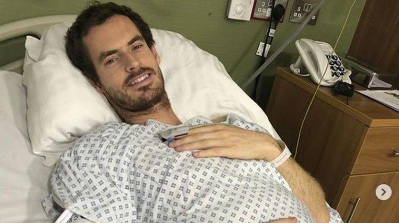 Andy Murray a été opéré lundi à Londres.