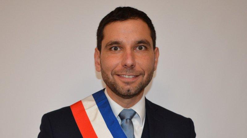 Vincent Scattolin succède à Etienne Blanc à la mairie de Divonnes-les-Bains