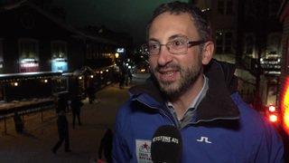 Championnats du monde de ski: Frédéric Favre à Are pour soutenir la candidature de Crans-Montana