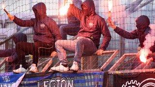 1600 hooligans officiellement répertoriés en Suisse