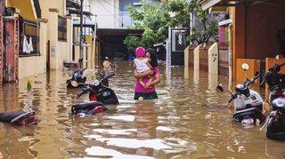 Indonésie: le bilan des inondations et glissements de terrain porté à 26 morts