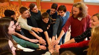 A Saint-Prex, l'école laisse place à l'improvisation