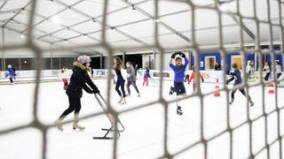 Les Glandois pourraient avoir une «vraie» patinoire d'ici à 2021