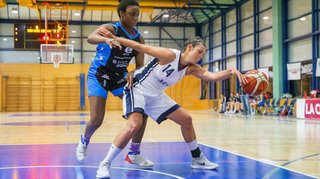 Le Nyon Basket Féminin en mode rouleau compresseur