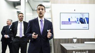 Nyon: la banque Valiant ouvre une succursale ultramoderne et connectée