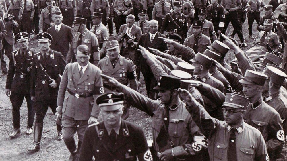 Ex-nazis encore pensionnaires