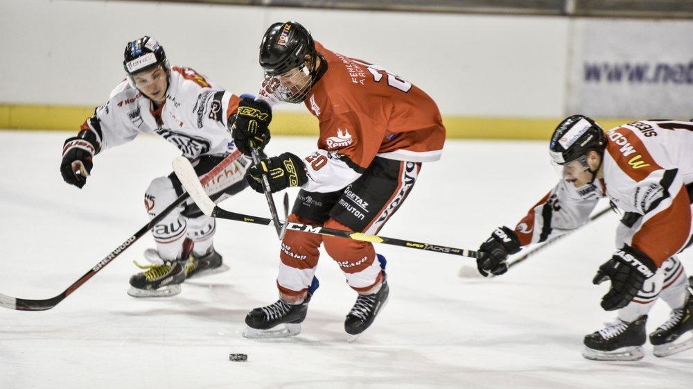 Cette défaite à Coire place Aurélien Mroczek et les Morgiens en position de relégable à une rencontre de la fin de la saison.