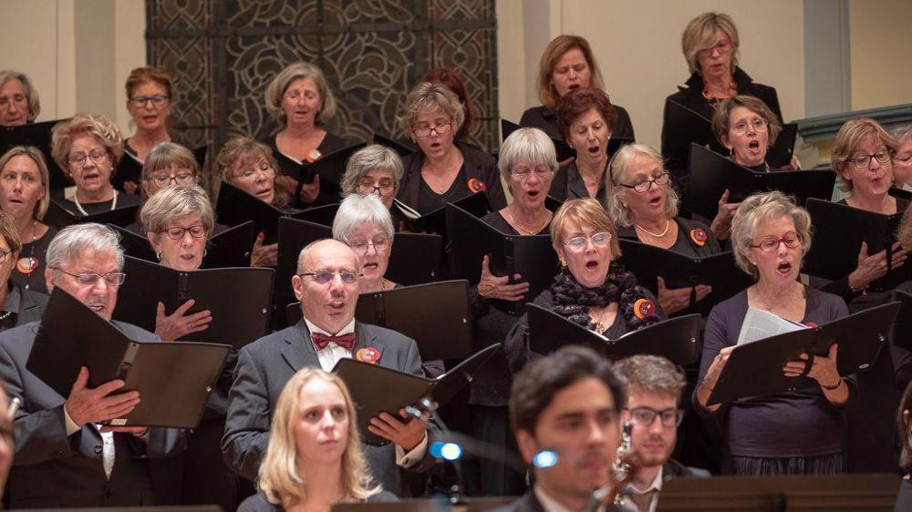 Contrairement à d'autres choeurs, l'ensemble classique Cantabile, basé à Crassier, ne désemplit pas.