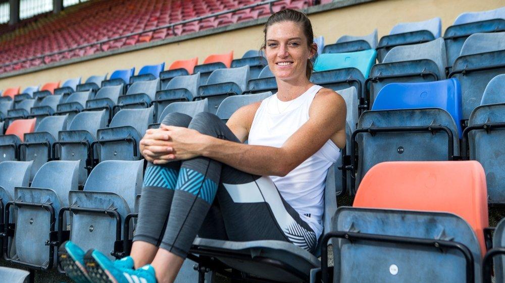 Lea Sprunger arrivera-t-elle à confirmer après son titre européen sur 400m haies?