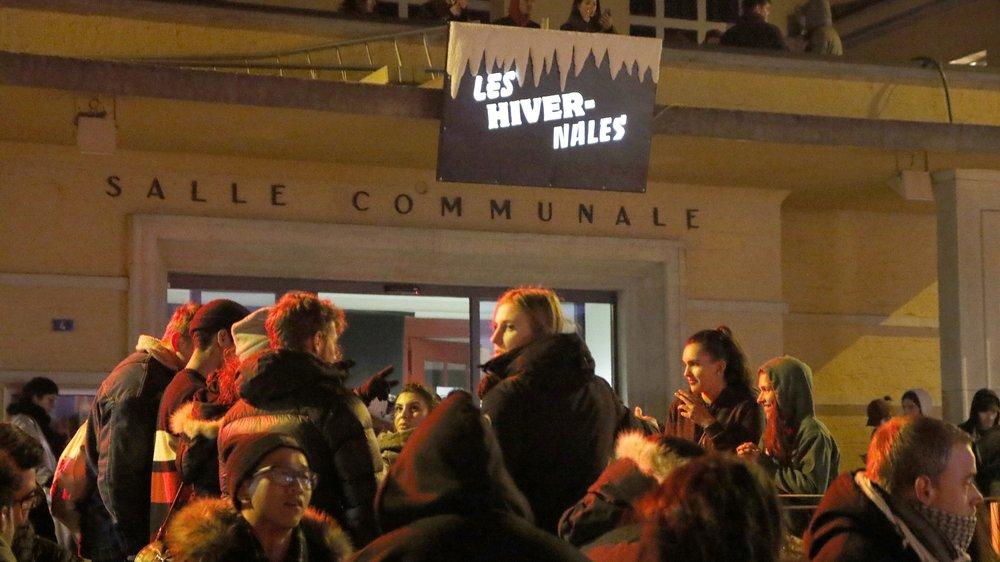 Le Village a offert au festival un lieu fédérateur qui manquait un peu à la manifestation nyonnaise.