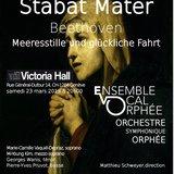Concert Rossini Stabat mater