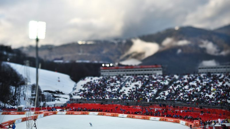 Ski alpin: il n'y aura pas de descente dames à Rosa Khutor, mais un deuxième super-G