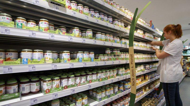 D'après un test paneuropéen, les valeurs limites d'acrylamide ont été dépassées dans plusieurs produits alimentaires destinés aux bébés.
