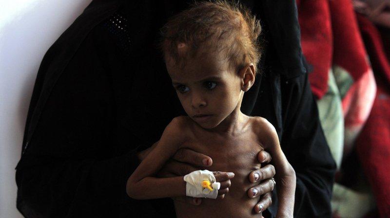 Entre 2013 et 2017, 550'000 nourrissons sont décédés dans les dix pays les plus touchés par des guerres contre environ 175'000 combattants.