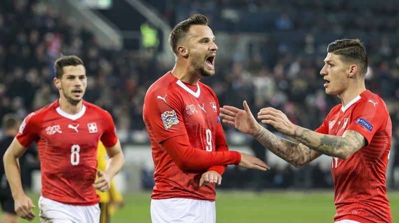 Football - Euro 2020: la Nati jouera à Sion contre Gibraltar et à Genève face à l'Eire
