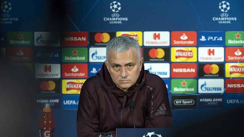 Football: Manchester United a déboursé près de 27 millions de francs pour virer José Mourinho