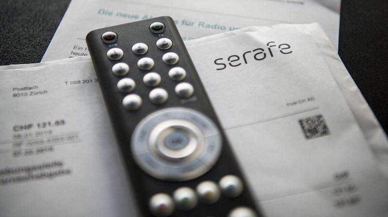 Redevance radio-TV: le Parlement veut des explications sur les erreurs de facturation