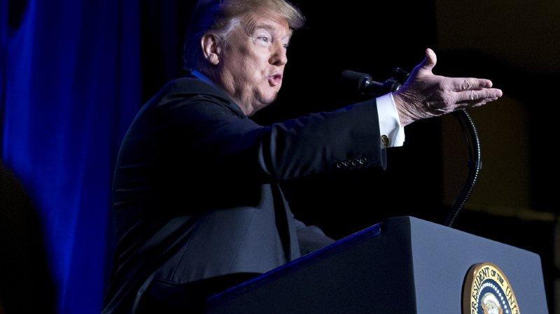 """Trump va déclarer l'""""urgence nationale"""" pour financer le mur"""