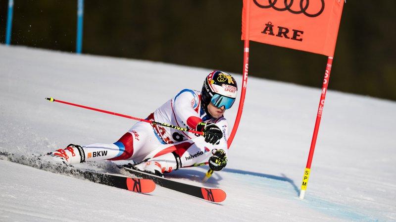 Ski alpin – Mondiaux d'Are: Loïc Meillard termine 4e du géant remporté par le Norvégien Kristoffersen