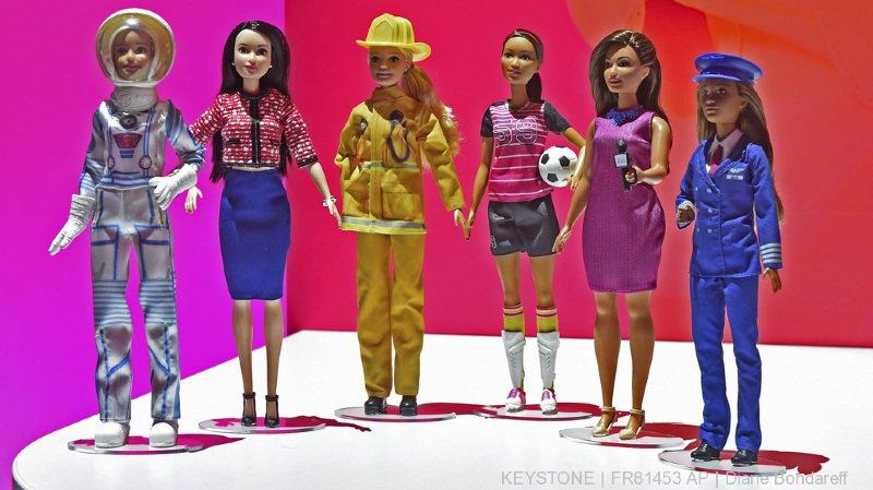 Barbie: la poupée fête ses 60 ans et n'a pas pris une ride