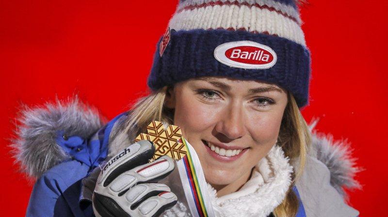 Ski alpin: Shiffrin sacrée après l'annulation du super-G dames de Rosa Khutor