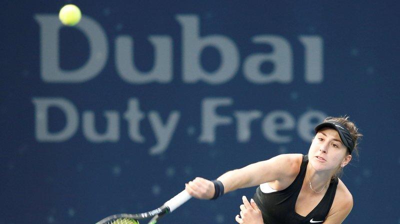 Belinda Bencic (WTA 45) affrontera la Bélarusse Aryna Sabalenka (WTA 9) ou la serbe Ivana Jorovic (WTA 118) mercredi en huitièmes de finale.