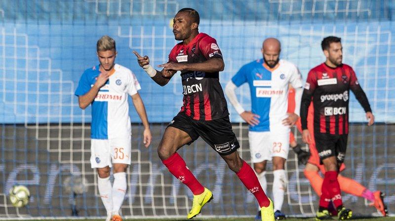 Football – Super League: Neuchâtel Xamax s'impose face à Grasshopper et n'est plus lanterne rouge