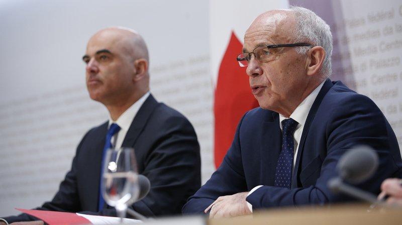 Votations fédérales: le projet liant fiscalité des entreprises et AVS est un «bon compromis», selon le Conseil fédéral