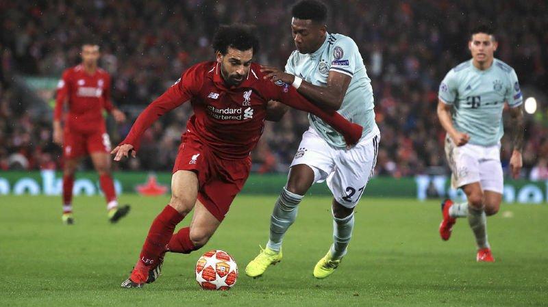 Football - Ligue des Champions: Barcelone, à Lyon, et Liverpool, chez lui, face au Bayern, contraints au nul 0-0