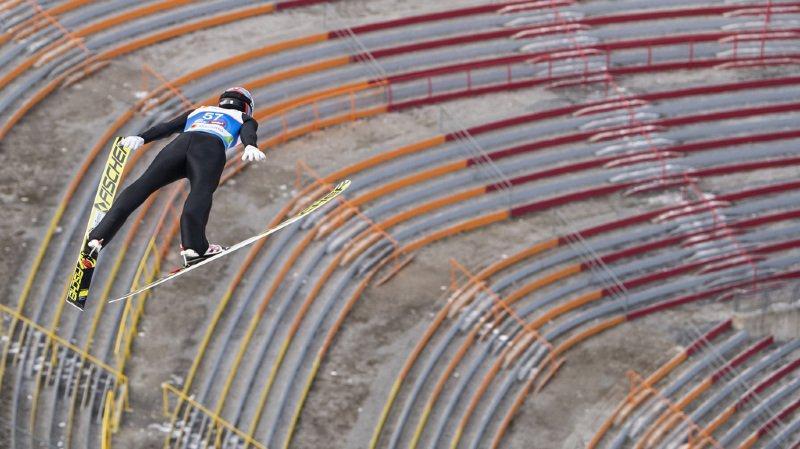 Ski nordique - Mondiaux de Seefeld: le sauteur vaudois Killian Peier en forme aux entraînements