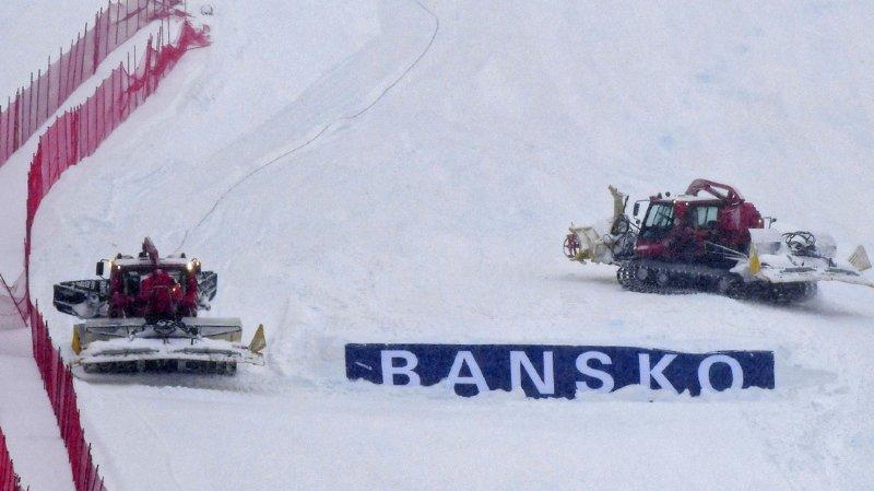Malgré leurs efforts, les organisateurs bulgares n'ont pas pu garantir de bonnes conditions de course.