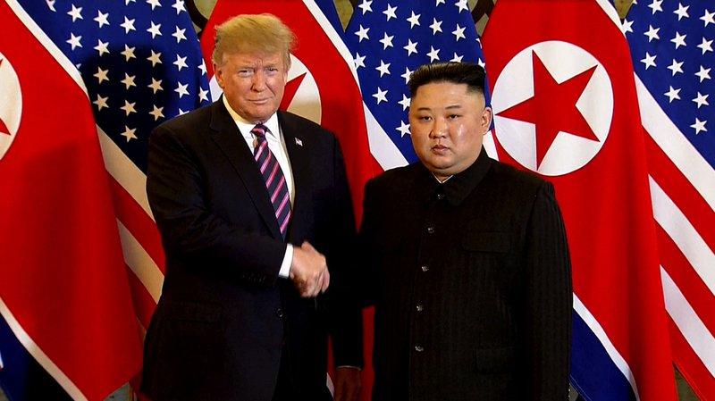Début du sommet Trump – Kim Jong Un à Hanoï
