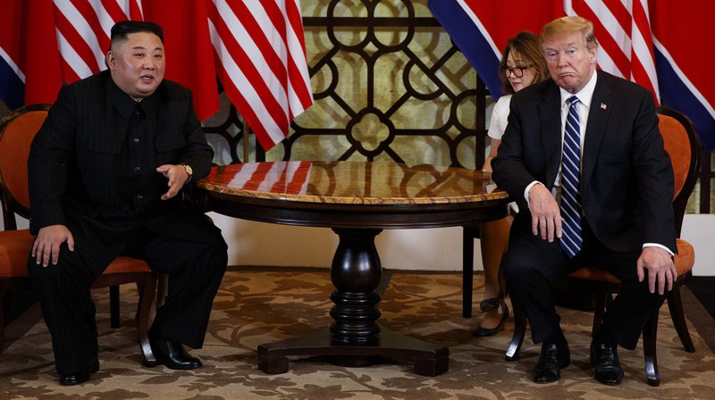 Diplomatie nucléaire: Trump et Kim se séparent sur un échec à Hanoï