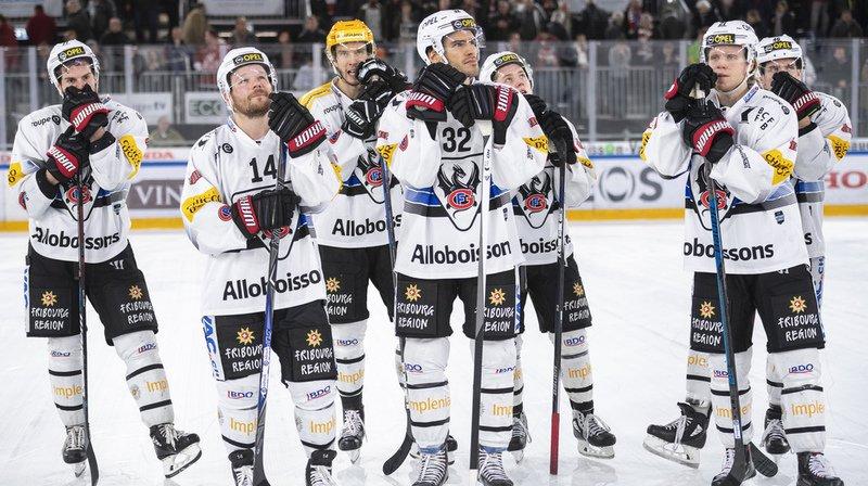 Hockey sur glace: Fribourg-Gottéron éliminé, Genève-Servette miraculé