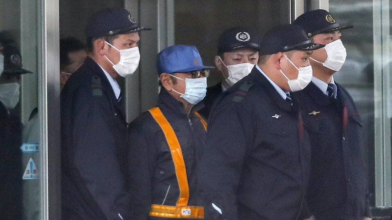 Automobiles: après avoir payé sa caution, l'ex-dirigeant Carlos Ghosn a quitté la prison de Tokyo