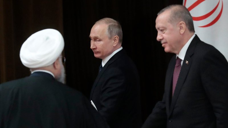 Pour en finir avec  «le terrorisme» en Syrie