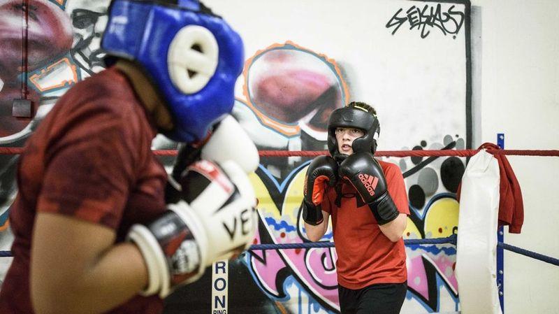 Au Boxing Club Nyon, on prépare déjà les petits à devenir grands
