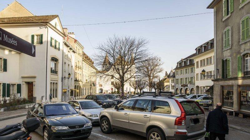 Nyon: la place du Château suscite la colère des commerçants