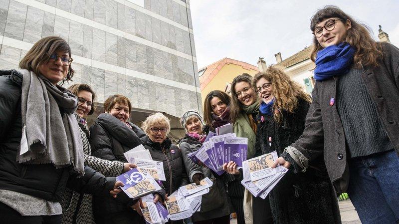 A Nyon, ces femmes se préparent à faire grève