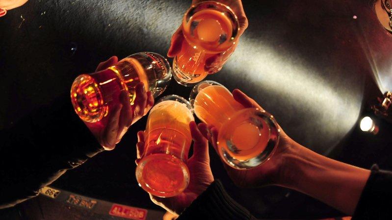 Vaud: moitié moins de jeunes hospitalisés en raison de l'alcool