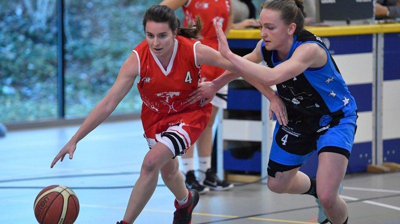 LNB: DEL Basket tombe encore à Sion