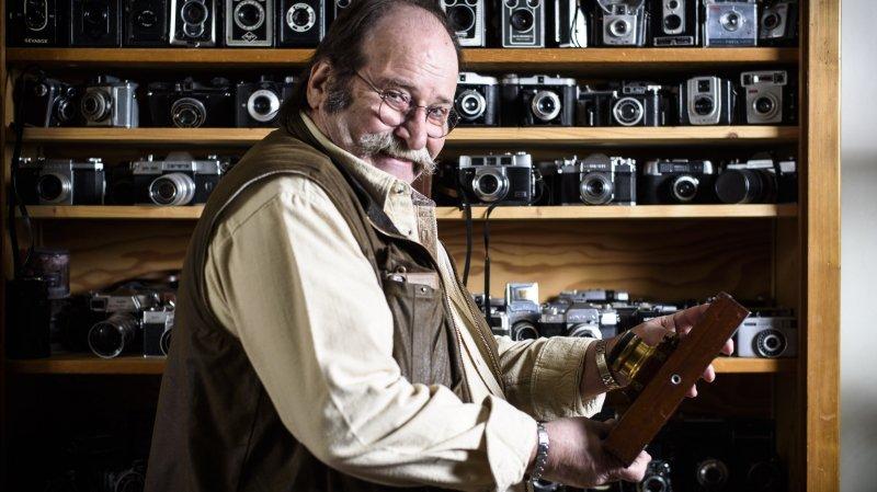 Nyon: le dernier portrait du studio photo Berger