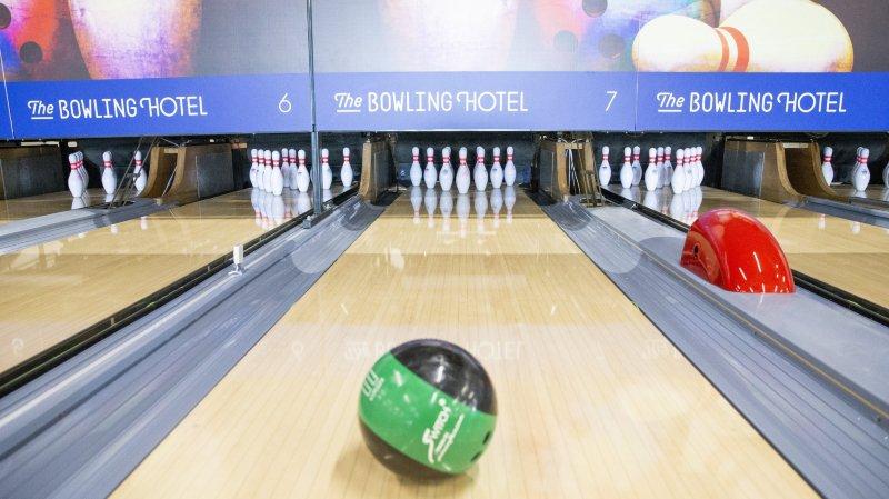 Signy: au Bowling Hotel, les quilles ne réveilleront pas hôtes